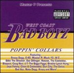 VA - West Coast Bad Boyz - Poppin' Collars (CD) 2002