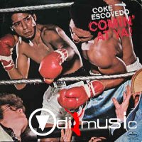 Coke Escovedo - Comin' At Ya! (Vinyl, LP, Album)