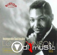 Lou Johnson - Incomparable Soul Vocalist (2010)