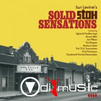 Cover Album of Various Artists (Stax) - Ian Levine's Solid Stax Sensations - Ace Records