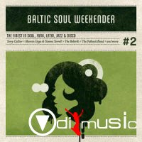 Various Artists - Baltic Soul Weekender VOL. 2,3,4,5