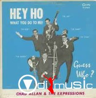 Chad Allan & The Expressions, Guess Who? - Hey Ho (What You Do To Me) 1965
