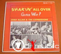 Chad Allan & The Expressions, Guess Who? - Shakin' All Over 1965