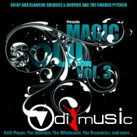 VA - Magic Soul, vol. 1-18 (18 Albums) RARE