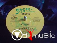 Desire - Affection (12'' Vinyl 1987)