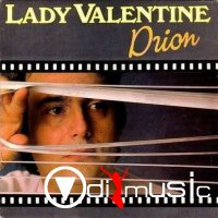 Drion - Lady Valentine - Single 7 '' - 1986