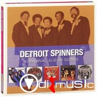 Detroit Spinners - Original Album Series (2009) +2 Albums