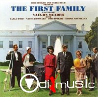 Vaughn Meader - The First Family Vol. 1 2 CD