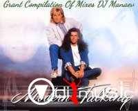 Modern Talking- Great Compilation Of Mixes DJ Manaev Vol 1 (2016)