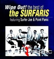 The Surfaris - Wipe Out! The Best Of The Surfaris (CD)