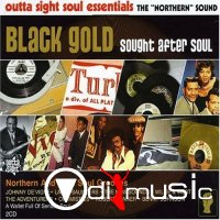 Various Artists - Black Gold - Sought After Soul (CD 2007)