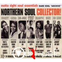 Various - Northern Soul Collector Volume 1-2-3 CD (Outta Sight)