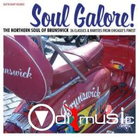 Various - Soul Galore! The Northern Soul Of Brunswick