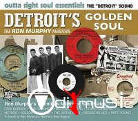 VA - Detroit's Golden Soul ~ The Ron Murphy Masters (2010)