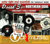 Various - Dial 3 For Northern Soul (CD) 2010