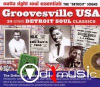 Various - Groovesville USA (CD) 2010