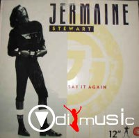 Jermaine Stewart - Say It Again / You Promise (Vinyl) 12