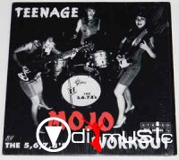 5.6.7.8's - Teenage Mojo Workout EP (2002)