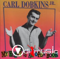 Carl Dobkins, Jr. - My Heart Is An Open Book (Vinyl)