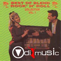 Various - Best Of Blend Rock'n'Roll Collection Vol. 1-8