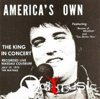 Elvis Presley - America's Own (Elvis Mania Sound) (1990)