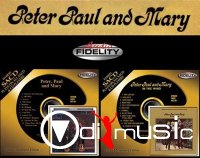 Peter, Paul And Mary - Albums Collection (1962-1963)