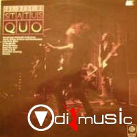 Status Quo - The Rest Of Status Quo (Vinyl, LP) 1976