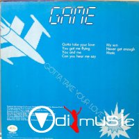 Game - Gotta Take Your Love (Vinyl, LP, Album) 1982