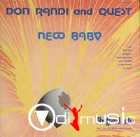 Don Randi & Quest - New Baby (1979)