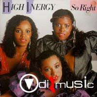 High Inergy - So Right (1982)