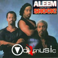 Aleem Featuring Leroy Burgess - Shock! (Vinyl, LP, Album)