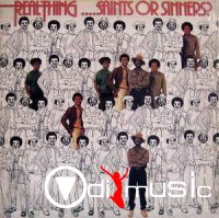 The Real Thing - Saints Or Sinners (Vinyl, LP, Album) 1979