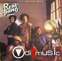 The Real Thing - Step Into Our World  (Vinyl, LP, Album) 1979