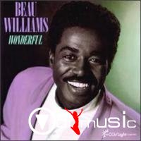 Beau Williams - Wonderful (Vinyl, LP, Album) (1989)