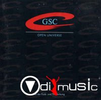 GSC (Gian Piero Reverberi) - Open Universe (CD)