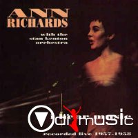 Ann Richards With The Stan Kenton Orchestra - I Hear Music 1957-1958