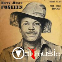 Harry Mosco - Funkees (For You Specially) (Vinyl, LP, Album) (1978)