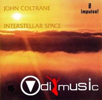 John Coltrane - Interstellar Space (1974)
