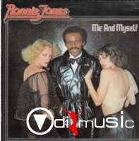 Ronnie Jones - Me And Myself (Vinyl, LP, Album) (1978)