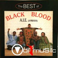 Black Blood - A.I.E. (A'mwana) - The Best Of Black Blood 1993