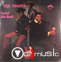 The Ascots - Color Me Soul (1978)
