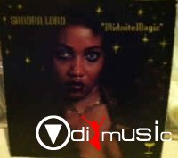 Sandra Lord - Midnite Magic (Vinyl, LP)