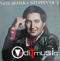 Neil Sedaka - Steppin' Out (Vinyl, LP, Album)