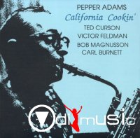 Pepper Adams - California Cookin (1983)