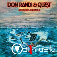 Don Randi And Quest - Bermuda Triangle (Vinyl, LP)