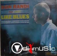 Don Randi Trio - Feelin' Like Blues (Vinyl, LP)