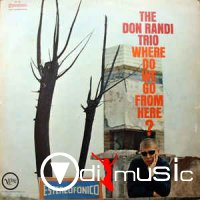 The Don Randi Trio - Where Do We Go From Here? (Vinyl, LP, Album)