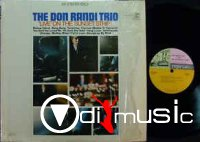 "Don Randi Trio - ""Live"" On The Sunset Strip! (Vinyl, Album, LP)"