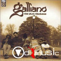 Galliano - The Plot Thickens (Vinyl, LP, Album) (1994)