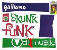 Galliano - Skunk Funk (Single 1992)